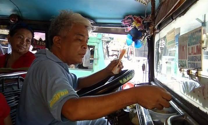 jeepney driver